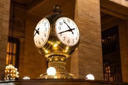 Clock, Grand Central NY