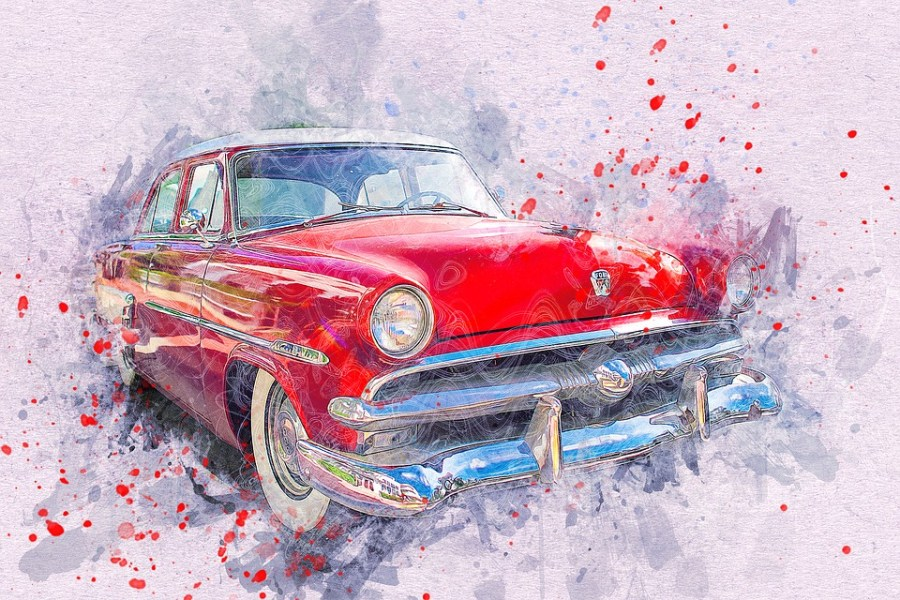 1959 bmw cars » Free photo Car Art Old Car Watercolor Abstract Vintage   Max Pixel Car  Old Car  Art  Abstract  Watercolor  Vintage