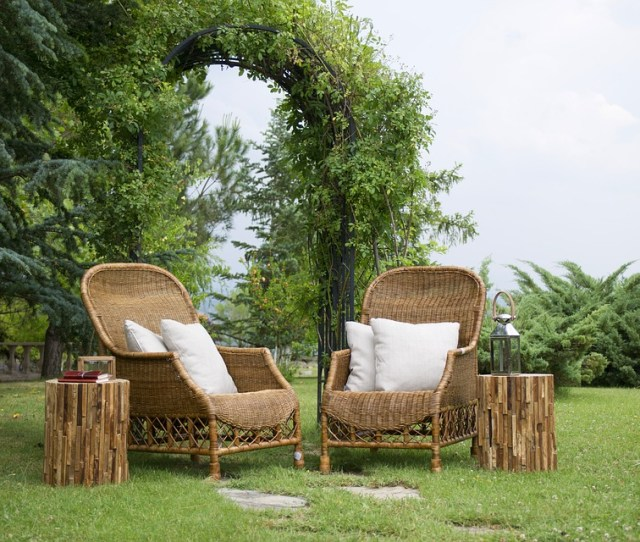 Chair Gr Decoration Furniture Bamboo Wood Tree