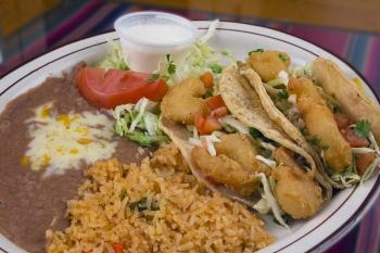 Mexican Food, Shrimps, Cuisine, Food, Mexican, Hispanic