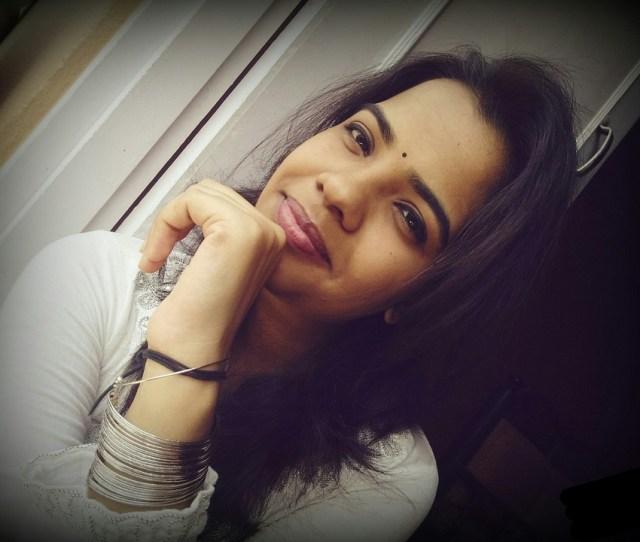 Girl Indian Girl White Dress Woman Indian Female