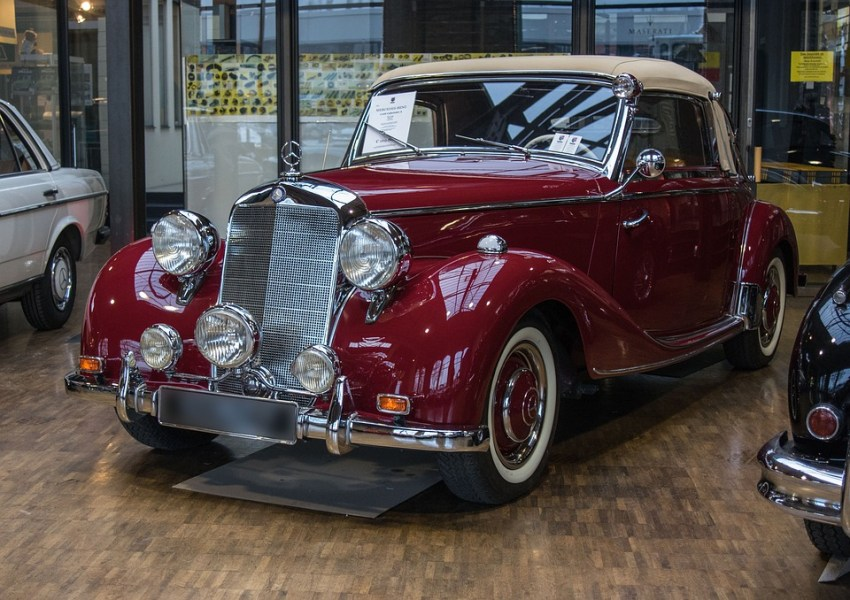1955 ford cars » Free photo Mercedes Exhibition Auto Vehicle Drive Oldtimer   Max Pixel