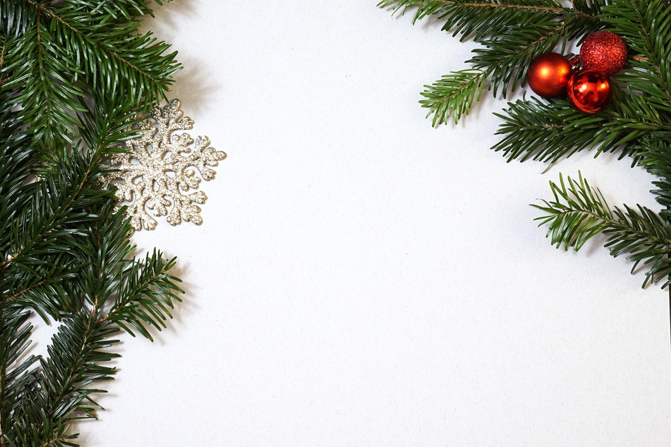 Free Photo Reed Christmas Picture Frame Max Pixel