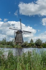 Windmills in Kinderdijk 7