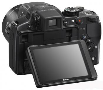 Обзор фотоаппарата Nikon Coolpix P510