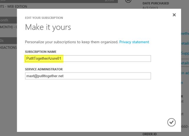 WindowsAzureRenameSubst