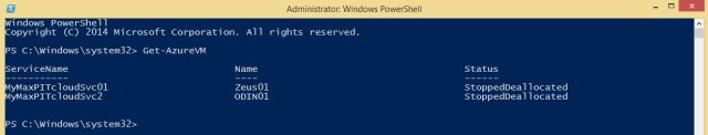 PowerShell with module Autoload On