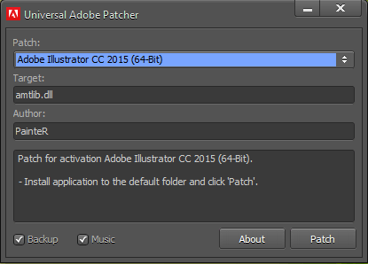 Adobe Universal Patcher