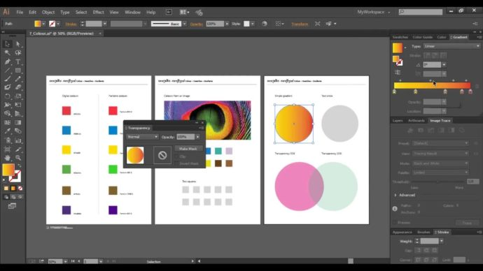 Illustrator CC 2016