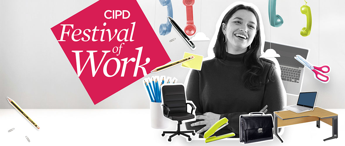 We've booked our exhibitor spot for the Festival of Work 2019!