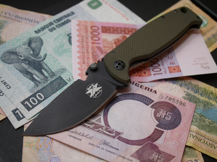 DPX Hest Knife Review