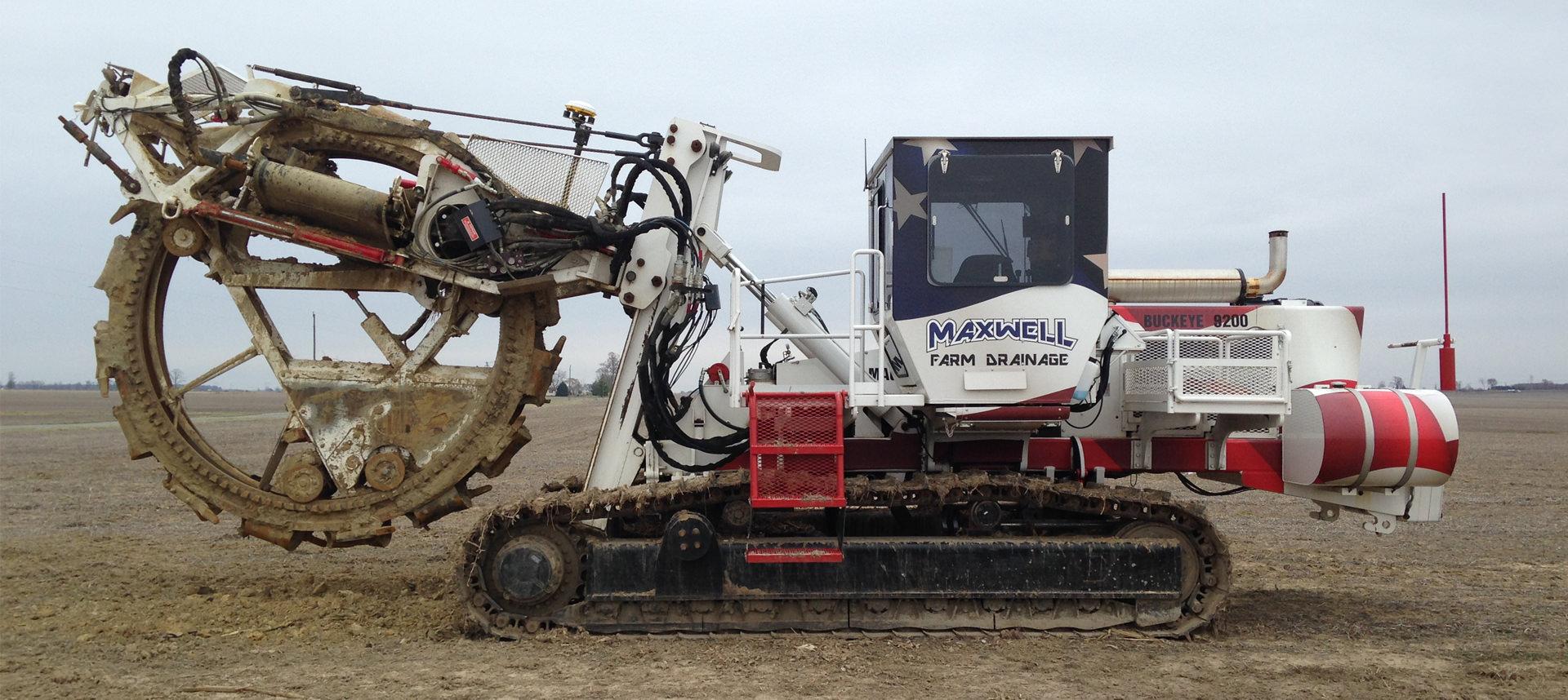 maxwell farm drainage