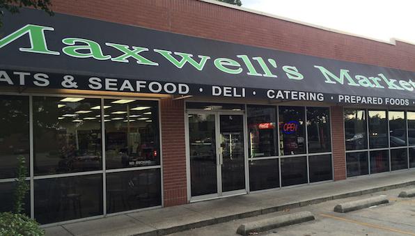 Maxwells Catering Menu
