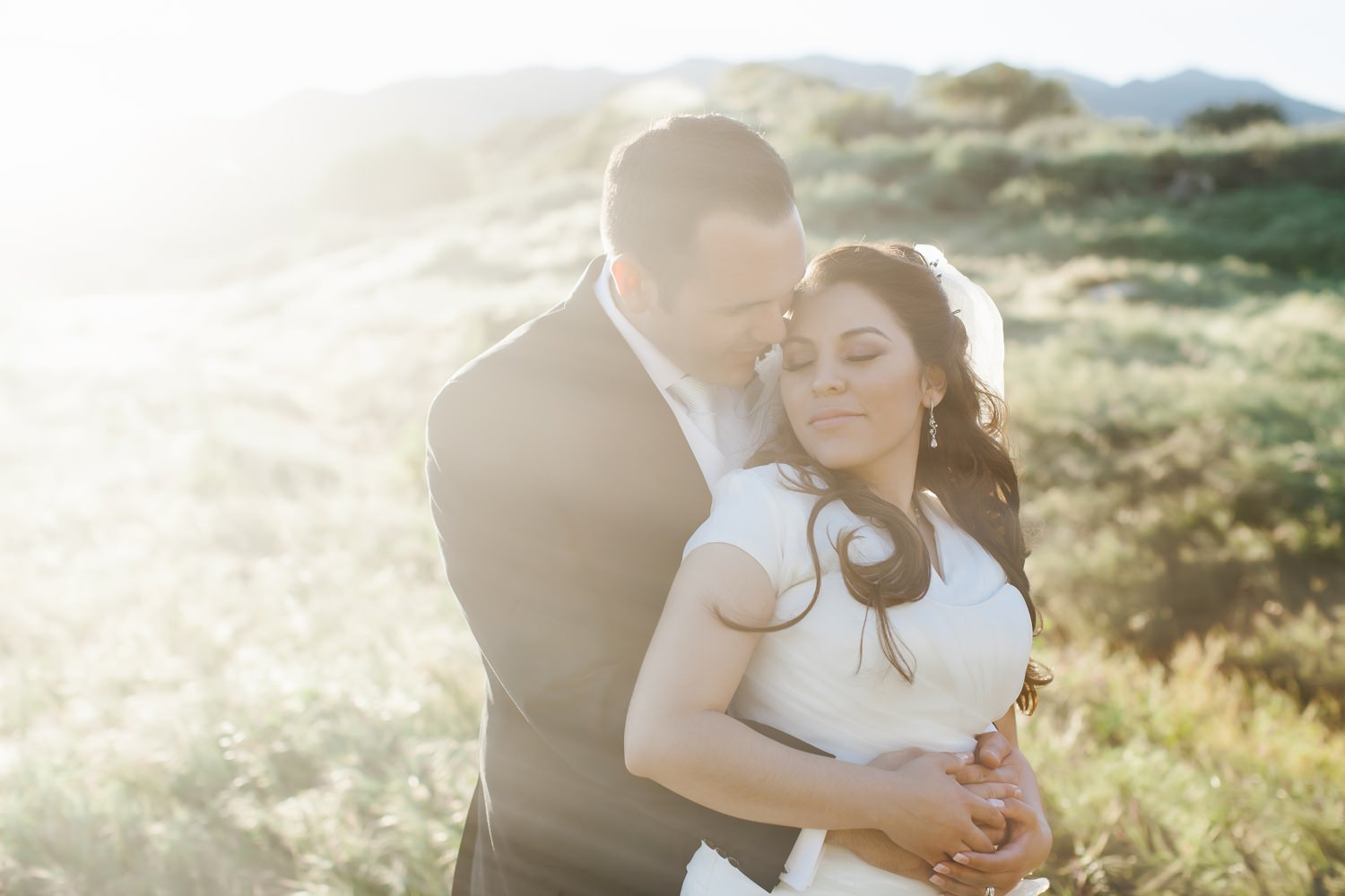 karla + brandon | Fontana Wedding