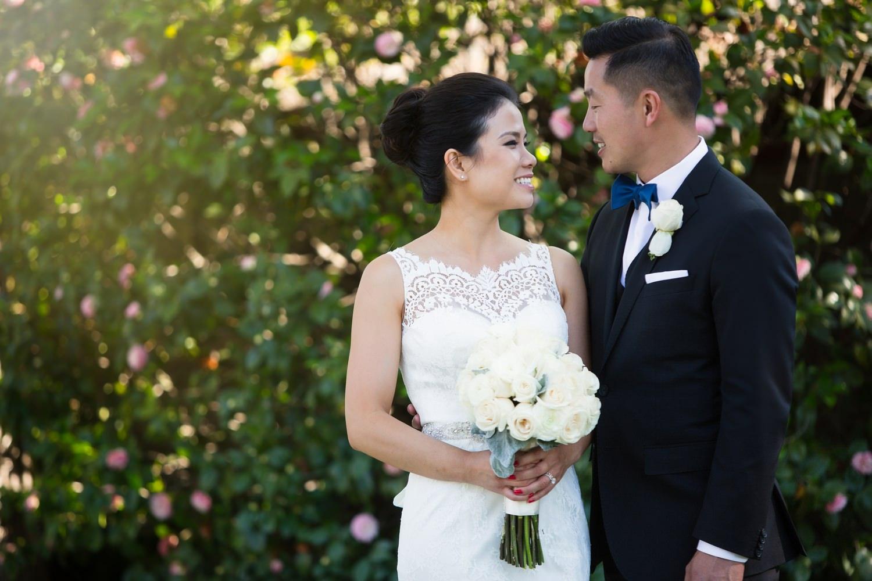 kin + daniel | Altadena Wedding
