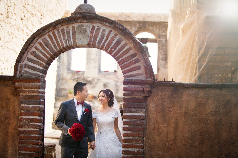 hailey + patrick | Los Rios Tea House Wedding