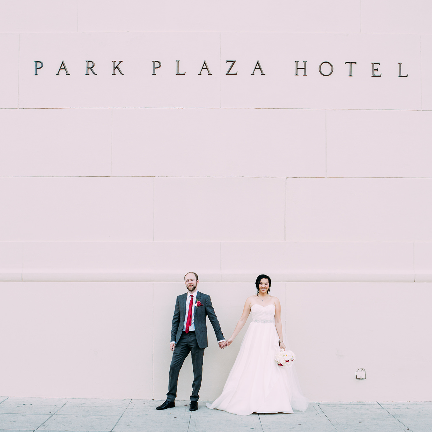 richard + jen | Park Plaza Hotel Wedding