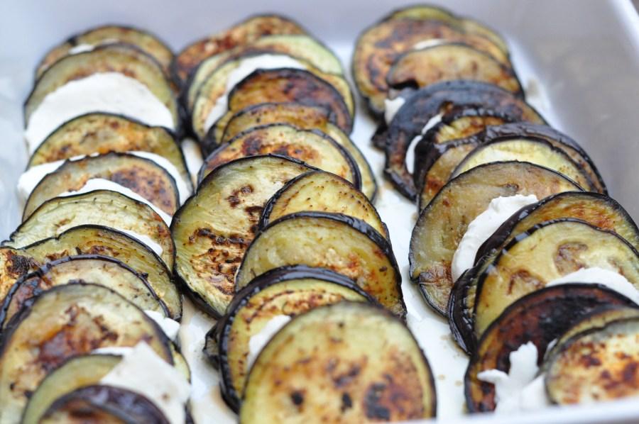 aubergine parmigiana 1