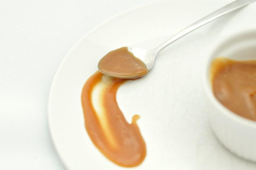 Salted butter caramel sauce