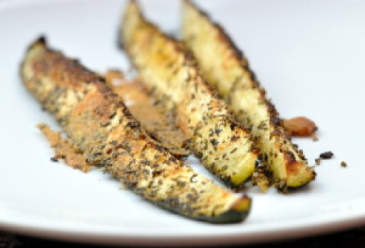 baked zucchinis