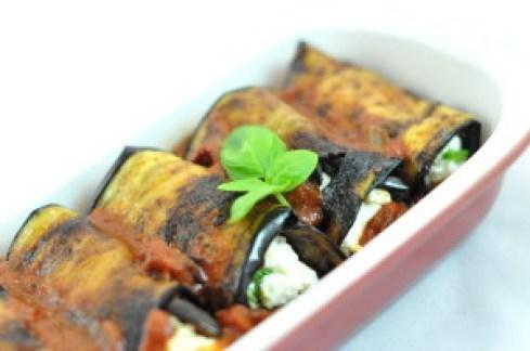 aubergine involtini1