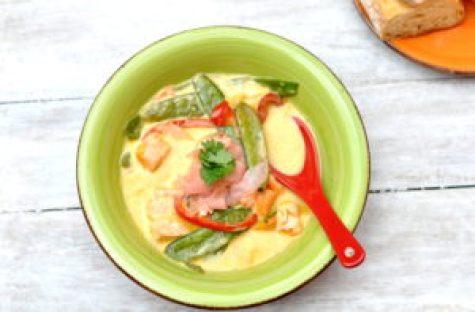 coconut ginger soup6