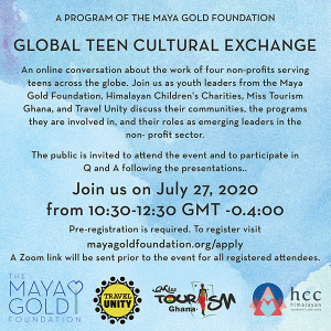 Global Teen Cultural Exchange link