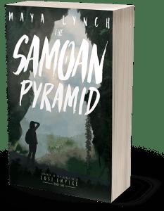 the SamoanPyramid 3d book cover