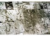 Mayan Wall Engravings