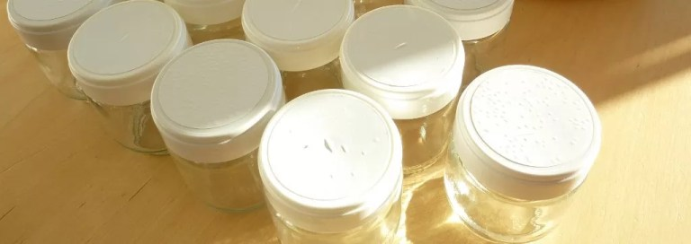 pots ronds pour yaourtière