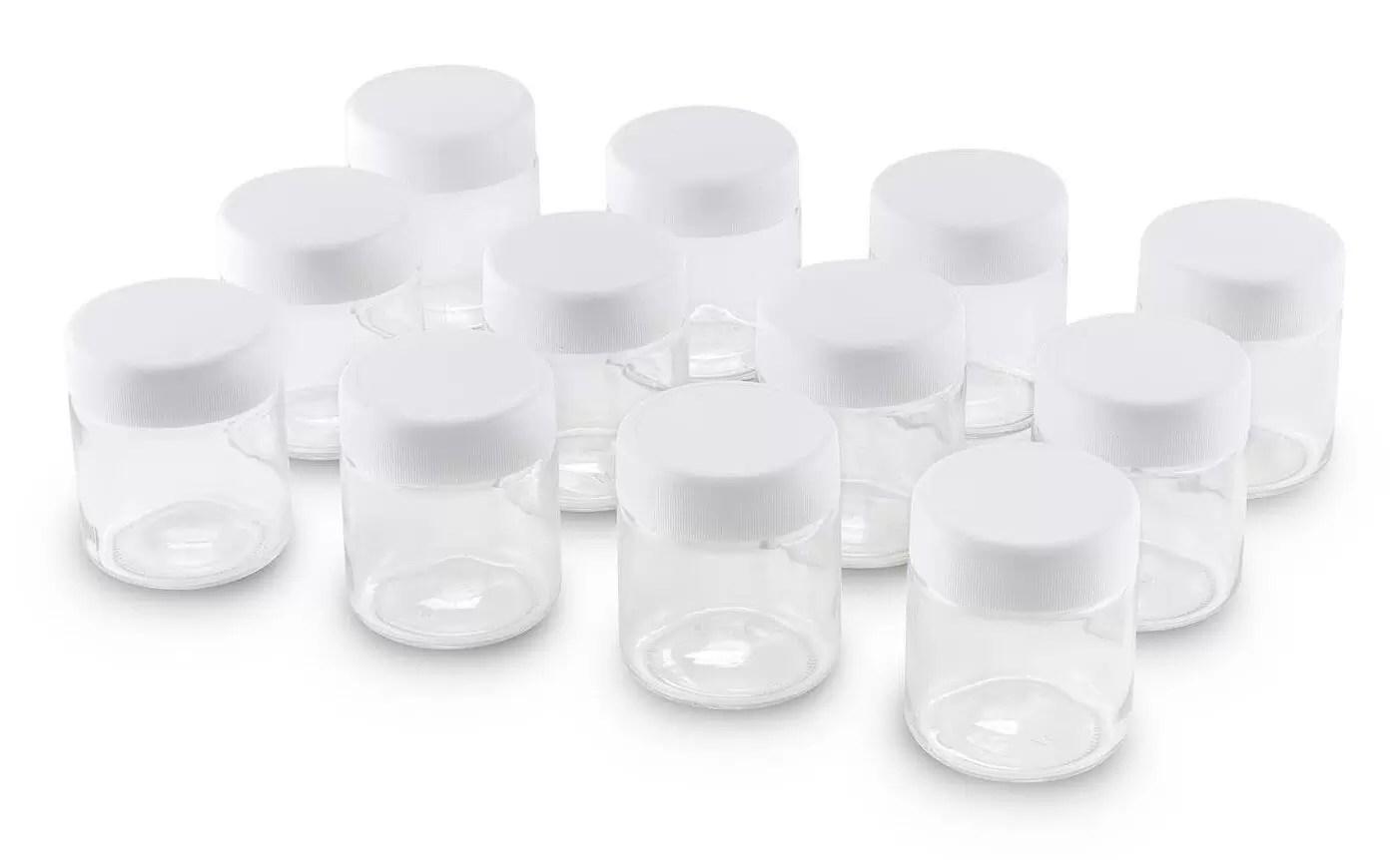 pots de la yaourtière Klarstein Gaia
