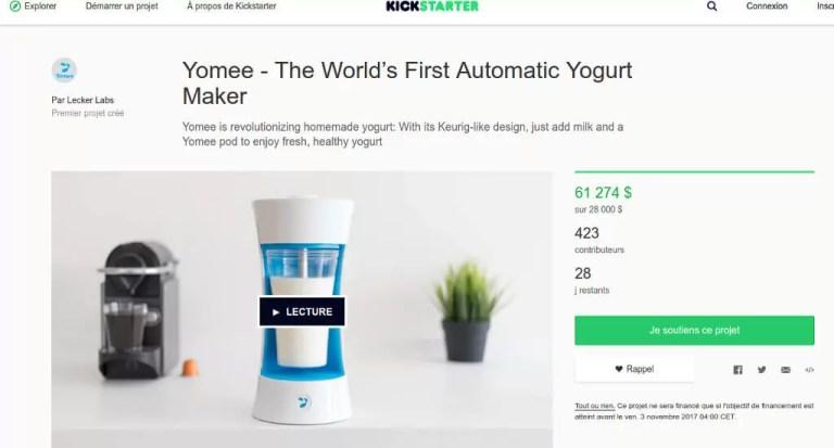 yomee est sur Kickstarter
