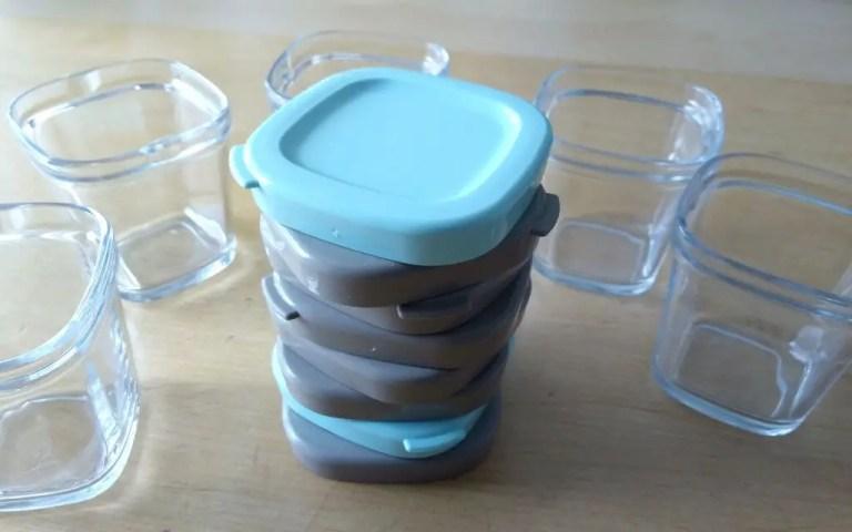 Accessoires supplémentaires pour yaourtière