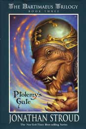 Ptolemy's Gate, by Jonathan Stroud