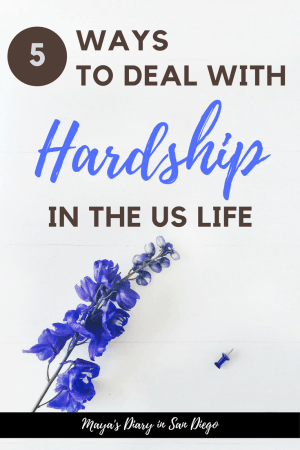 5ways to deal with hardship in the us life