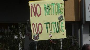 """""""沒有大自然,沒有大未來"""""""""""
