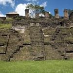 Le site maya de Toniná © M.C.