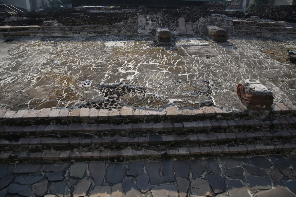 Templo Mayor, Mexico © M.C.