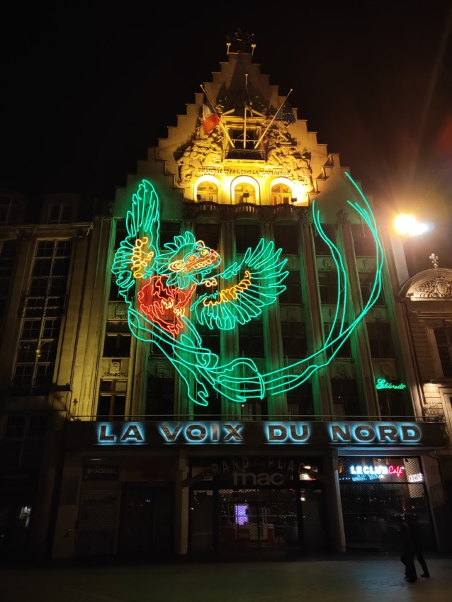 Lille 3000 - Grand Place © M.C.