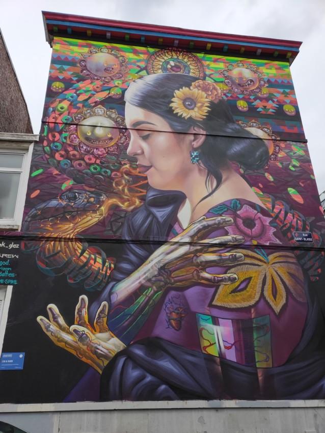 Lille 3000 - street art © M.C.
