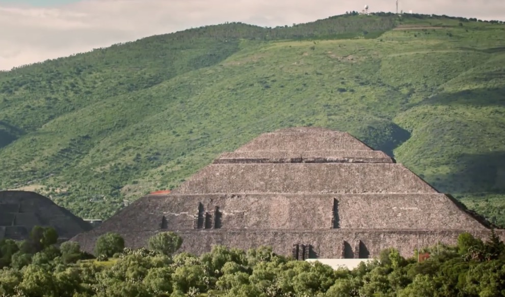 Teotihuacán, Mexique