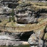 Pont suspendu de Queshuachaca