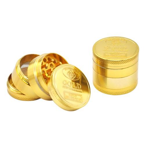 40mm Golden Herb Grinder