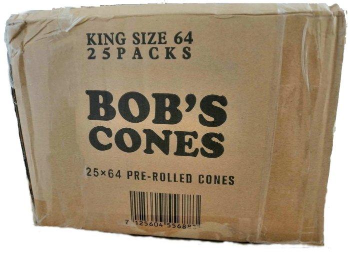Bob Marley Cones