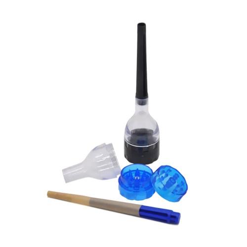 Blue Plastic Cone Roller Grinder