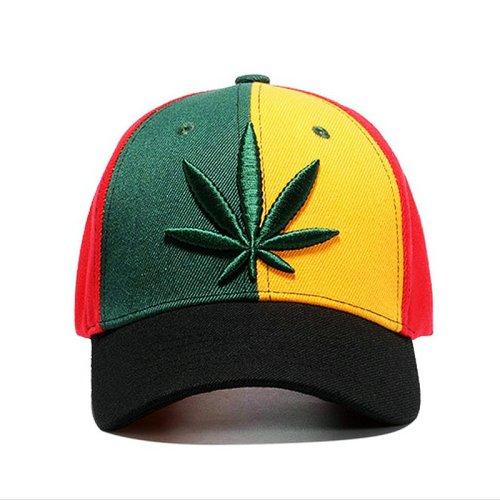 Rasta Baseball Hat
