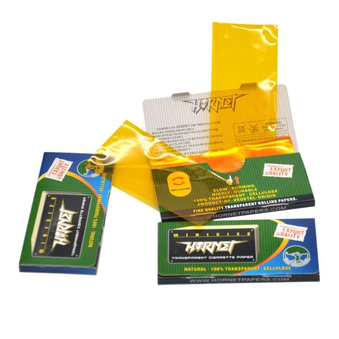 Clear Cellulose Rolling Paper