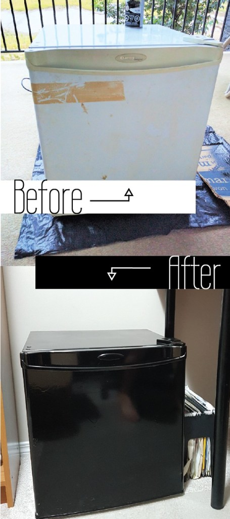 DIY Updated Mini Fridge (2)