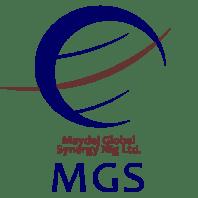 Maydej Global Synergy Logo