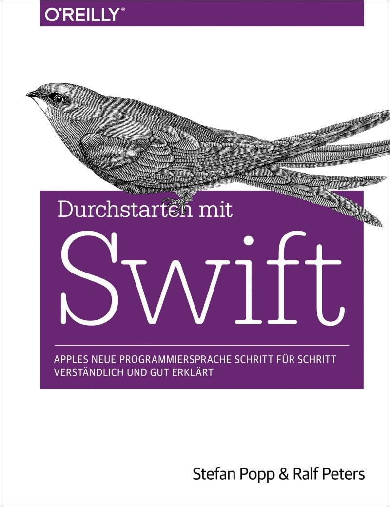 Durchstarten mit Swift Buch Cover